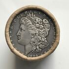 $20 Morgan Silver Dollar Sealed Roll of 20 coins 1889 & CC Ends