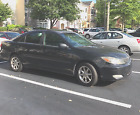 2004 Toyota Camry Black Used below $1000 dollars