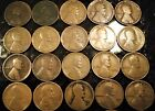 LOT OF  (50)  LINCOLN CENTS 1909-1939-D