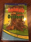 Abeka First Grade Reader Teacher Parent Edition Animals In The Great Outdoors