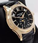 Patek Philippe 5205R 18K Rose Gold Annual Calender Complications Watch B/P *NEW*