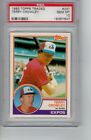 1983 Topps Traded # 22T Terry Crowley PSA 10