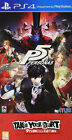 Persona 5 Take Your Heart Premium Edition Sony PlayStation 4 2017