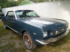 1965 Ford Mustang 1965 FORD MUSTANG GT A CODE V8 4 BARREL COUPE MATCHING NUMBERS