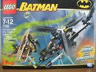 Lego Batman 7786 Batcopter Chase For The Scarecrow NEW Sealed 293 PCS 7786