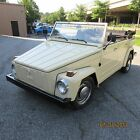 1974 Volkswagen Thing 1974 Volkswagen Thing Fresh Cosmetic Restoration Great car