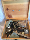 Lot Of 33 Various Vintage & Modern Mixed Wrist Watches Men And Women