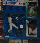 1993 Starting Lineup KIRBY PUCKETT w/2 Baseball Cards NIP Minnesota Twins HOF