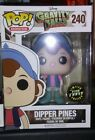 Gravity Falls Dipper Pines Chase Funko Pop Vinyls Figure In Hand
