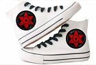 Japan Anime Cosplay Casual Sneakers Canvas Shoes Unisex