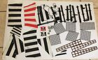 Huge Lot Lego Pirate Ship Boat Mast Rigging GUC