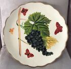 RAYMOND WAITES designed for Toyo Decorative Butterflies & Grapes 10