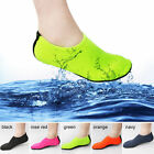 Unisex Barefoot Water Skin Shoes Aqua Socks for Beach Swim Surf Yoga Exercise SJ