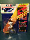 NIP w/Card & Poster 1992 Starting Lineup Barry Bonds Figure