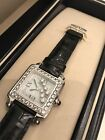 Authentic Chopard Happy-Sport White Gold And diamond Women's  Watch