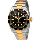 Tudor Heritage Automatic Black Dial Mens Watch 79733N-0002