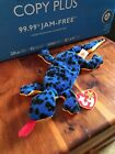 Ty Beanie Baby Lizzie With Tag Errors/Rare