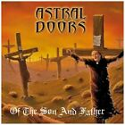 ASTRAL DOORS - Of the Son and the Father - CD ** Brand New **
