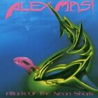 ALEX MASI - Attack of the Neon Shark - CD ** Like New - Mint **
