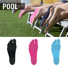 4 pair NAKEFIT Sticker Shoes Stick on Soles Sticky Pads for Feet Protection US