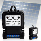 6 12V 10A Pro Auto Solar Panel Charge Controller Battery Charger Regulator PWM