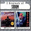 SODOM - Persecution Mania & The Sign of Evil / Obsessed By Cruelty - CD