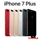 CERTIFIED Apple iPhone 7 Plus GSM Unlocked 32GB 128GB 256GB All Colors