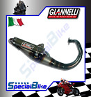 EXHAUST GIANNELLI REVERSE MBK BOOSTER R 50 CC 2002 > 2006 KEVLAR