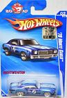 HOT WHEELS 2010 MAILED IN 70 MONTE CARLO FACTORY SEALED W+