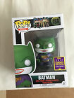 FUNKO POP JOKER BATMAN from the SUICIDE SQUAD Movie SDCC 2017 Summer Exclusive