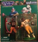 Starting Lineup Pittsburgh Steelers Kordell Stewart #10 1998 edition
