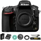 Nikon D810 FX format 363MP Digital SLR Camera Body Brand New