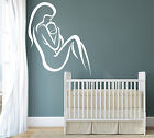 Wall Stickers Vinyl Decal Mother And Baby Child Birth Decor For Bedroom z2049