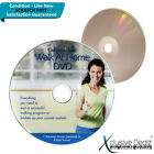 Weight Watchers Walk at Home 2006 Exercise Fitness DVD Scratch Free Disc XD18