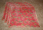 Daisy Ds Mistletoe Memories Vintage Look Scrapbook Paper4Christmas Bells