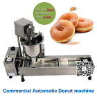 DHL Shipping USA stock now 3000W Stainless Steel Donut Maker Come With 3 Mould