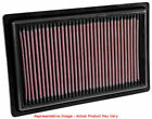K&N Drop-In High-Flow Air Filter 33-3034 Fits:MERCEDES-BENZ | |2015 - 2016 C300