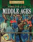 CHARLIE SAMUELS Timeline of the Middle Ages History  Brand New