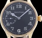 Jaeger-LeCoultre Watch Mens Military Style Wristwatch Winding Vin