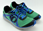 MENS PEARL IZUMI H3 RUNNING SHOES SIZE 13 PROJECT EM GREEN BLUE GRAY