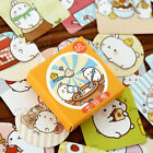 Cute Chubby Potato Rabbit Diary Stickers Scrapbooking Seal Label Decoration Kids