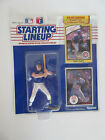 1990 Baseball MLB Starting Lineup SLU Card Rookie Mark Grace Chicago Cubs Jersey