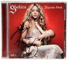 Shakira Signed Fijacion Oral VOL1 CD Booklet - Beckett COA