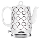 Best Electric Tea Kettle Ceramic Decorative Kitchen Appliance Removable Base NEW