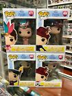Pop Disney Mary Poppins Returns Set of 4 Vinyl Figure w Protector Case -IN STOCK