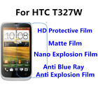 3pcs For HTC T327W Good Touch MatteAnti Scratch High Clear Screen Film