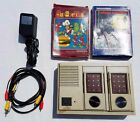 INTELLIVISION 2 II CONSOLE w/ BURGERTIME SPACE ARMADA Mattel Manuals Works