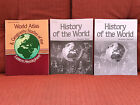 Abeka History of the World UNUSED Student Set 7th Grade