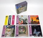 BARCLAY JAMES HARVEST / JAPAN Mini LP CD x 5 titles + PROMO BOX