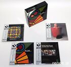 BARCLAY JAMES HARVEST / JAPAN Mini LP CD x 4 titles + PROMO BOX (Once Again BOX)